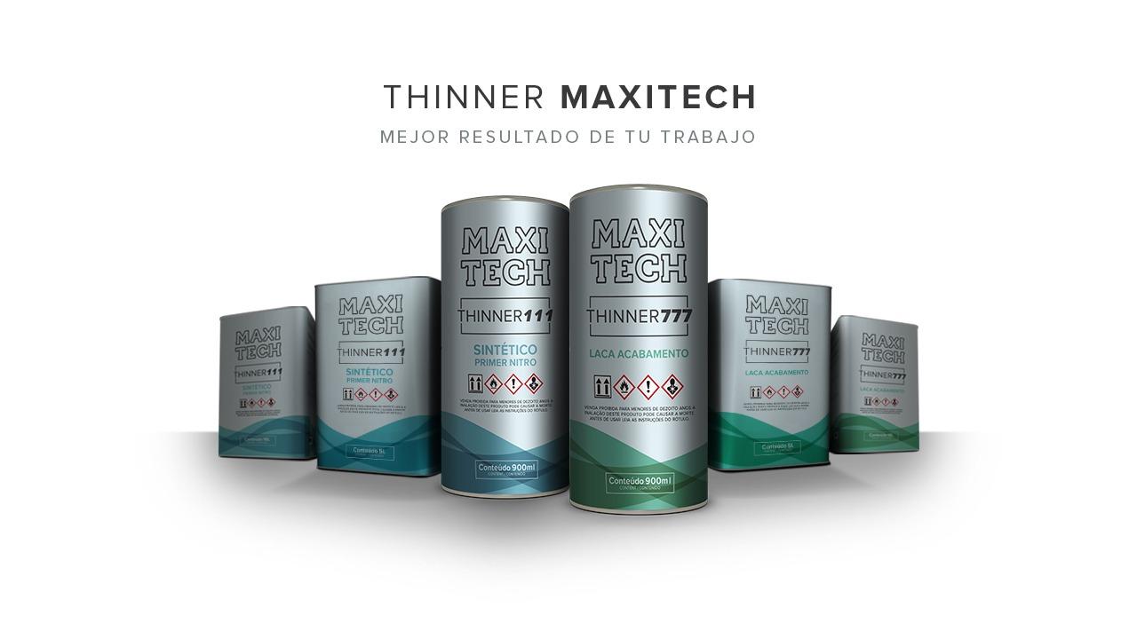 Banner Thinner Maxi Tech