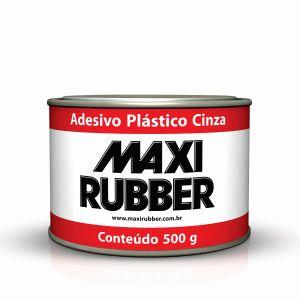 Adhesivo Plástico Gris