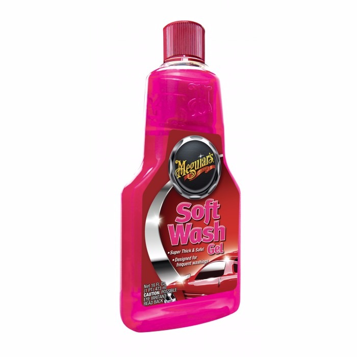 SHAMPOO SOFT WASH GEL (A2516)