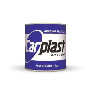 Adhesivo Plástico Gris Carplast