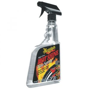 ABRILLANTADOR DE LLANTAS HOT SHINE SPRAY (G12024)