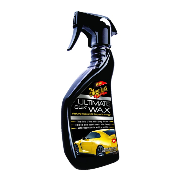 CERA EN SPRAY ULTIMATE QUICK WAX (G17516)