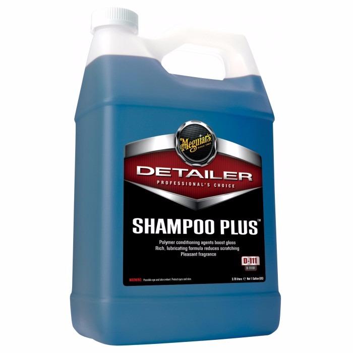 SHAMPOO PLUS 3,7 (D11101)